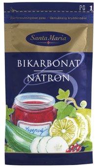 dricka bikarbonat dosering