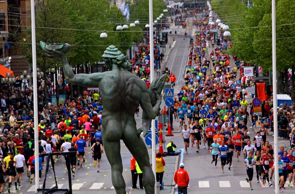 Göteborgsvarvet / Halvmaraton