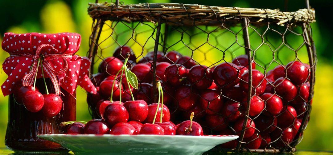 #61 Körsbär för snabbare återhämtning