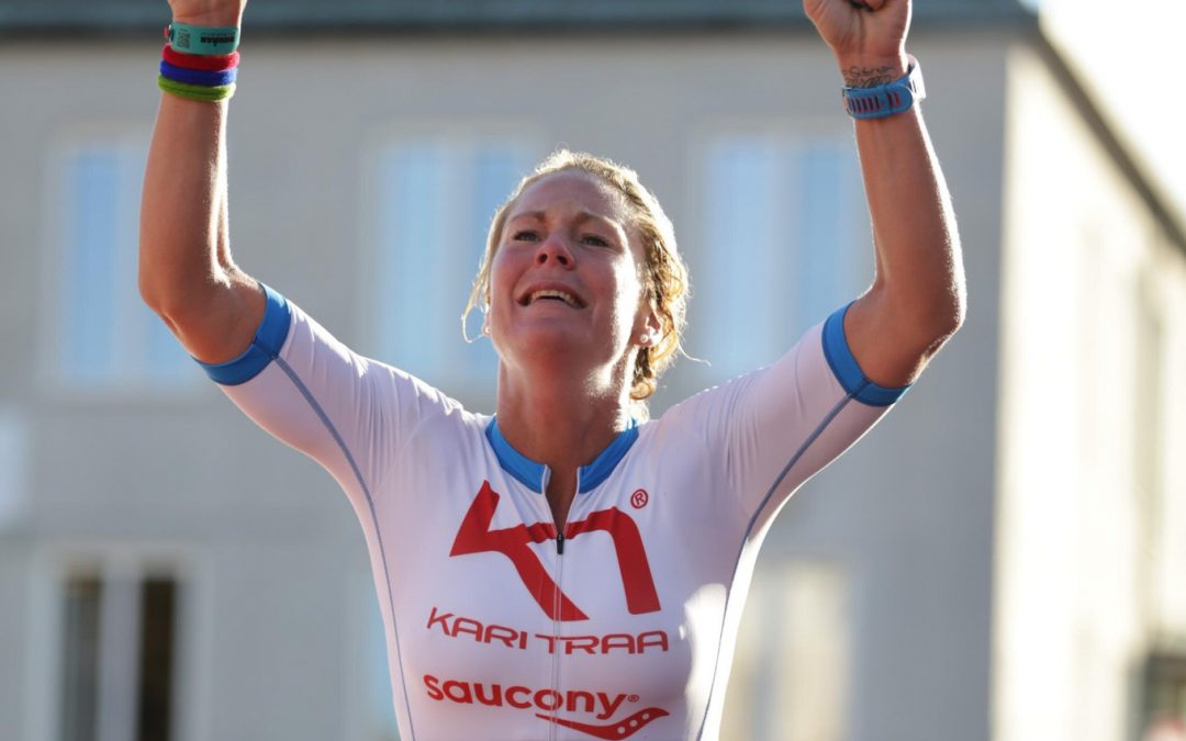 Emma Igelström – Från Simning till Triathlon