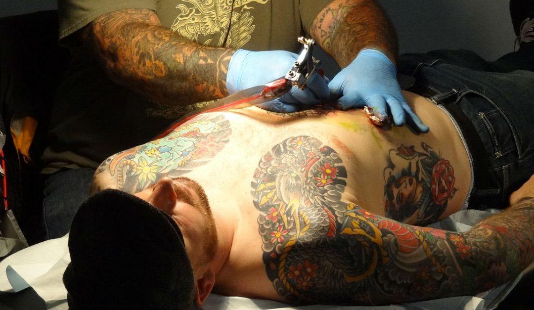 #93 Skippa tatueringen och prestera bättre