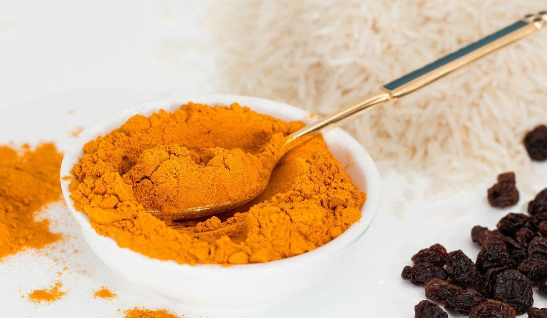 Gurkmeja ger försämrat kolhydratupptag