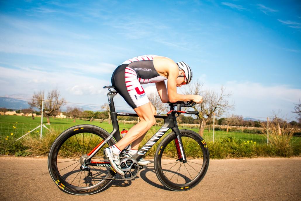Träningsläger för cyklisten