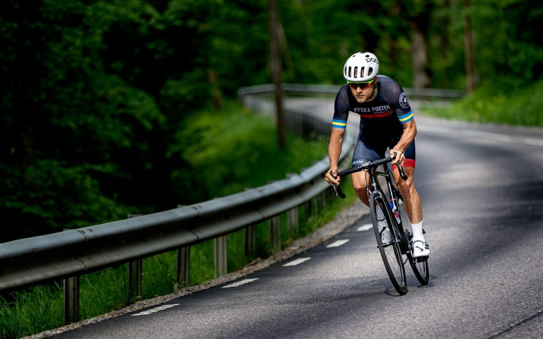 #144 Intervju – Richard Larsén – Lär dig vad som krävs för att cykla med eliten!
