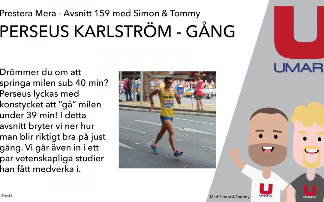 #159 Intervju – Perseus Karlström
