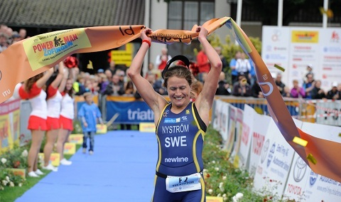 #172 Intervju – Triathleten & Swimrunidrottaren Eva Nyström