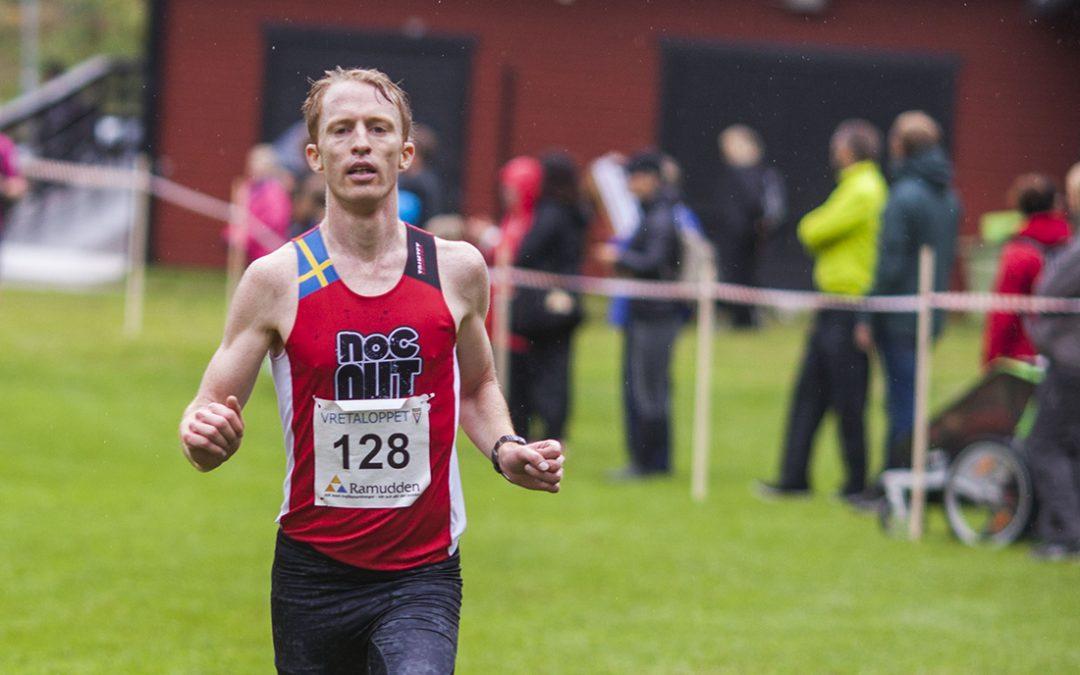 #186 Intervju – Anders Johansen – Elitlöpare på ett år