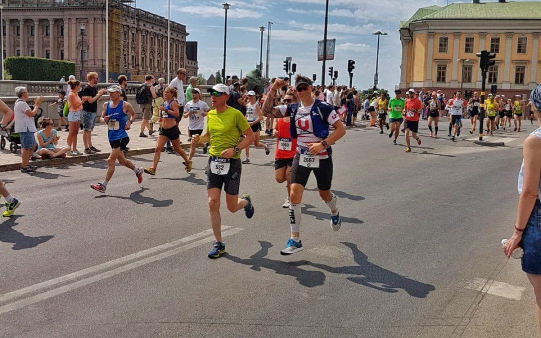 #191 Stockholm Maraton, samt Frågor & Svar