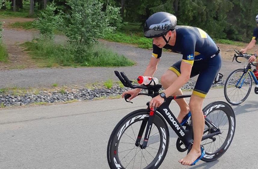 #196 Intervju – Lär dig allt om Ironman 70.3 Jönköping med elittriathleten Erik Holmberg