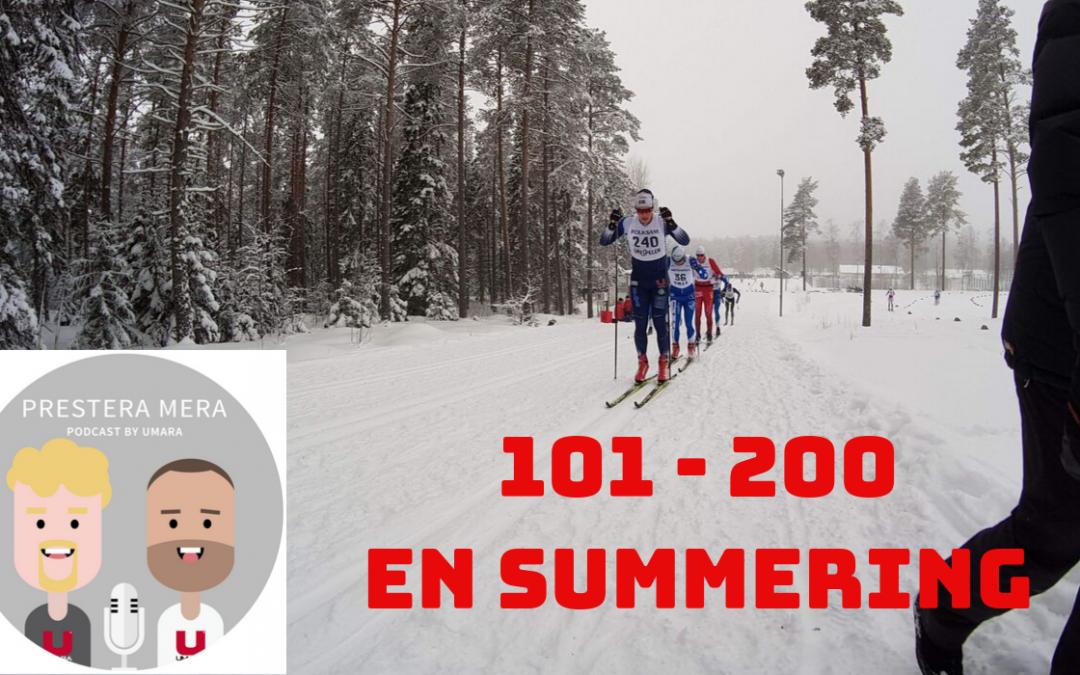 #210 Prestera Mera – Avsnitt 101-200 Summerat på 1 timme (ish)