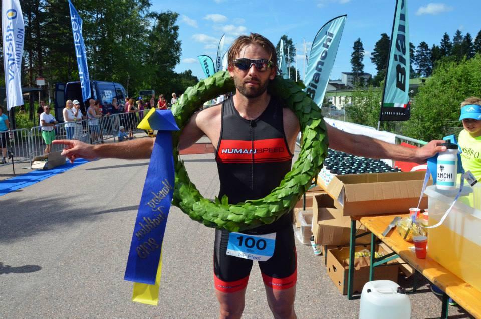 #225 Intervju – Björn Andersson, triathleten som cyklade hårdast