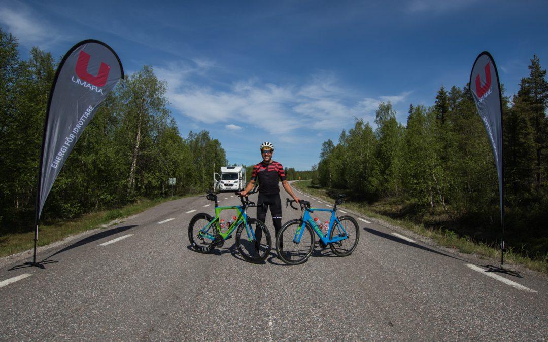 #246 Sagan om Sverigetrampet 2.0