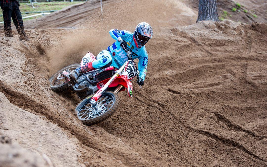 #256 Intervju med motocrossåkaren Anton Gole