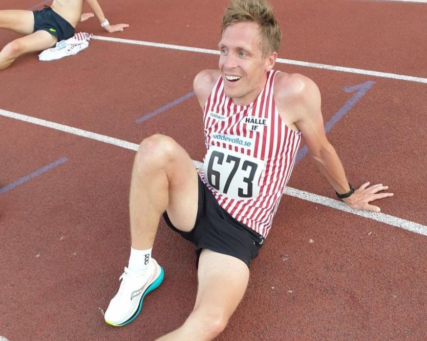 #293 Richard Bäckström – Naprapaten som inte slutar springa